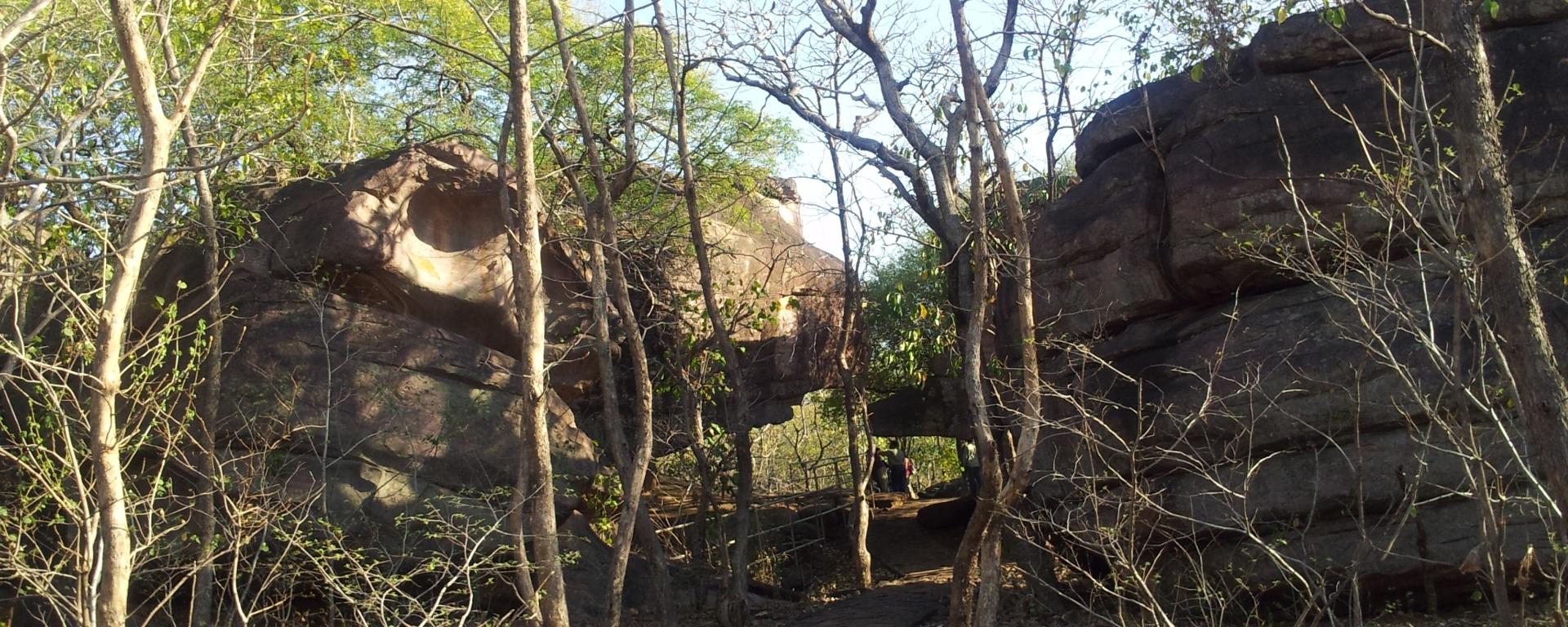 Caves @ Bhimbhetka