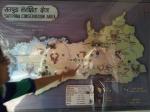 Satpura Conservation Area Map